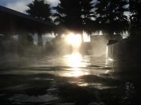 Hot Mineral Pool
